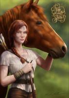 Princess Amaranthine by NateHallinanArt