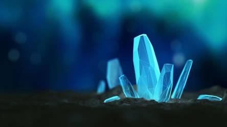 Glowing-rocks-142 by aegisgfx