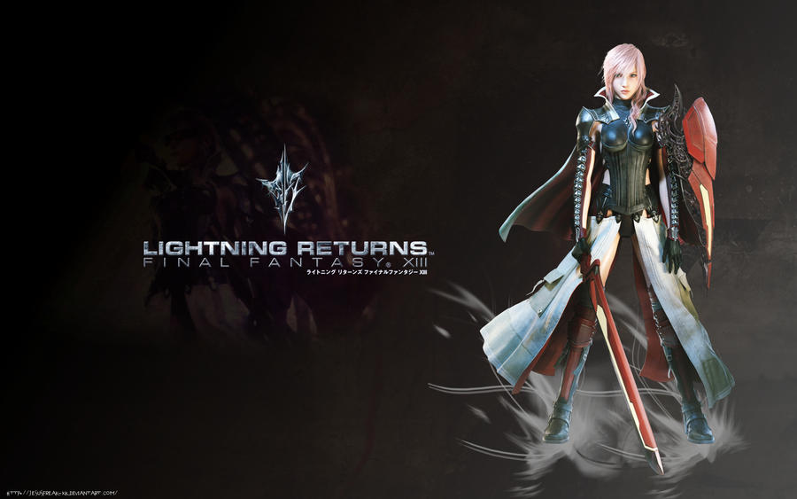 Lightning Returns by Jesusfreak-kk