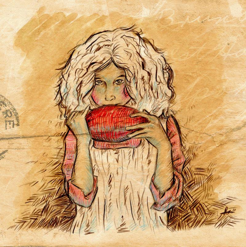 Melon by Irina-Hirondelle