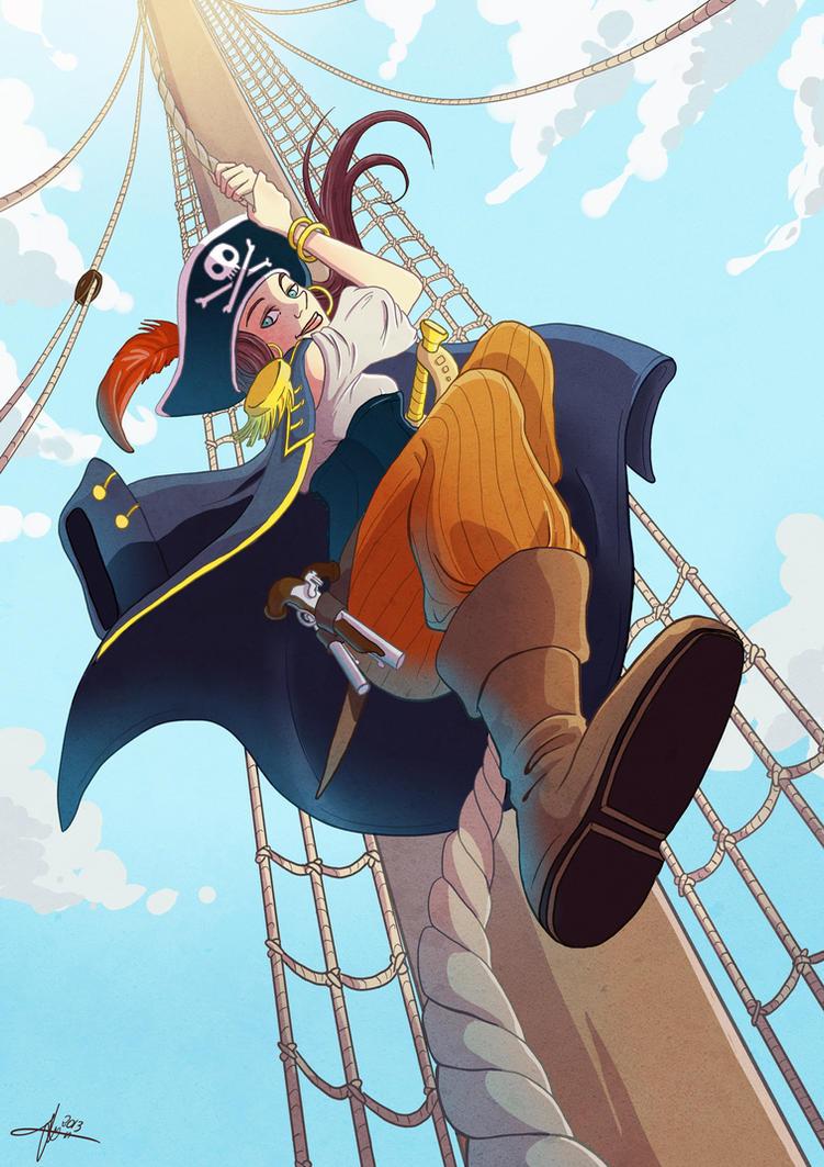 Pirat by Irina-Hirondelle