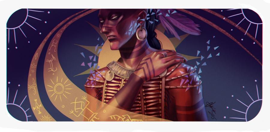 Native by Irina-Hirondelle