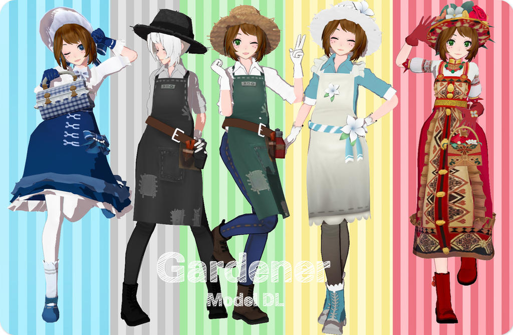 MMD Identity V Emma DL by CMing37 on DeviantArt