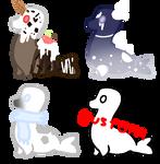 [CUSTOMS OPEN 3/7] Seal-doptables by furudeki