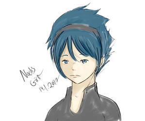 Noctis Genderbend