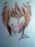 Human Brokenstar by FaceLessDevistation