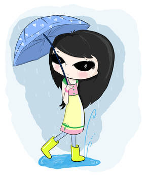 rain drops keep fallin