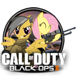 MLP Black Ops 2 Multiplayer Icon by Efusblut