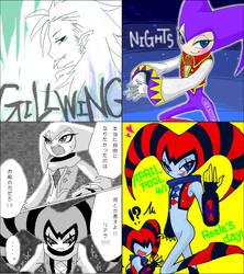 NiGHTS Oekaki 4 by akasabi