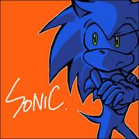 Sonic by akasabi