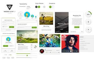 Download your free Waqart UI kit