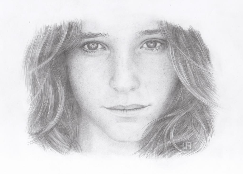 Ritratto Alessandra by 3-M-M-3