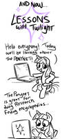 Lessons with Twilight