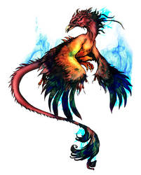 Phoenix - Jungle Fire (Edit 4)
