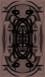 Digital Canvas Artwork # 003 by hamidkashif11