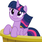 Twilight being cute