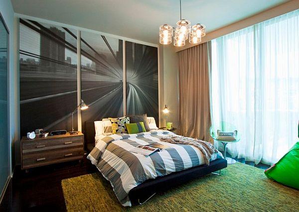 Дизайн спальни подростка мальчика
