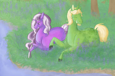 AroAce Unicorns by Hopethefangirl