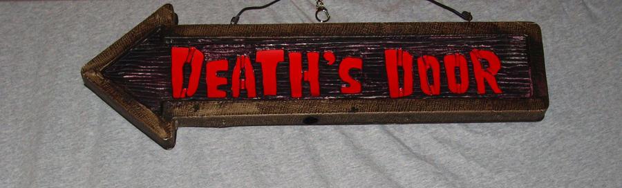 Death's Door by hyenacub-stock
