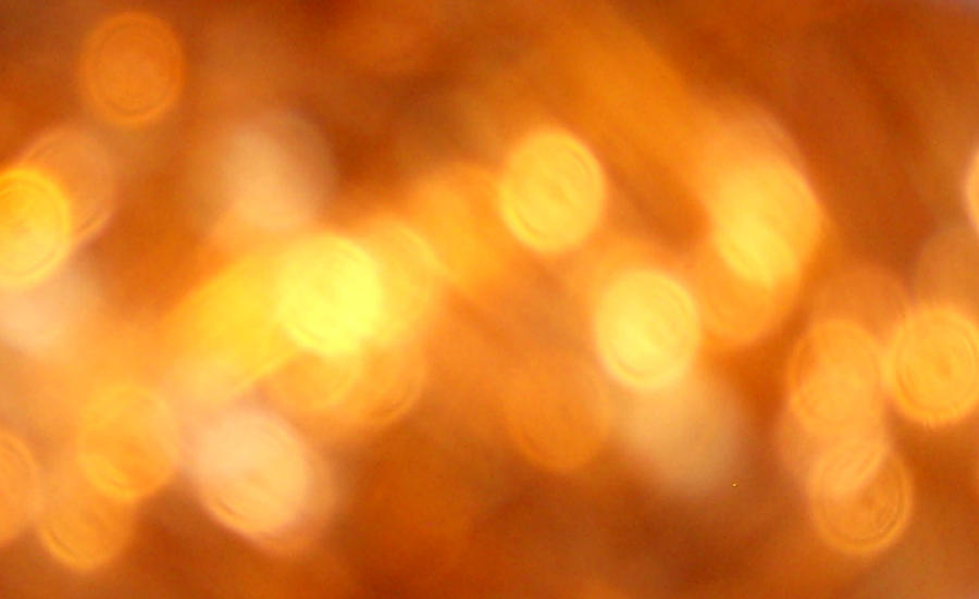 Copper Bokeh by hyenacub-stock