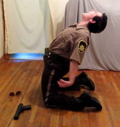 Deputy 44 by hyenacub-stock