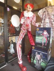 Thinman Clown