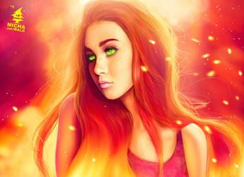 Starfire by Micha-vom-Wald