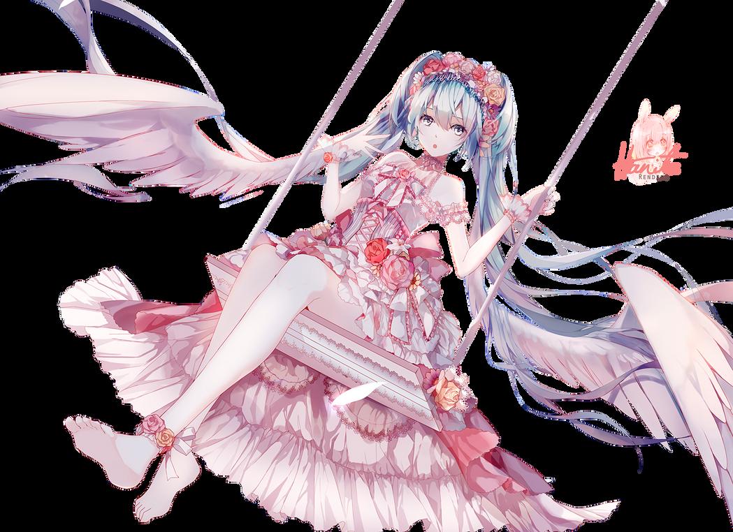 La Boîte Magique aux Rêves  Vocaloid_01_miku_flowera_by_kaineleto-d8582ln
