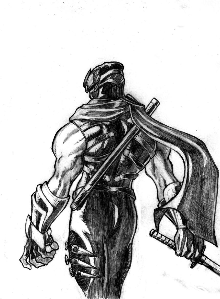 Ninja Gaiden ( Ryu Hayabusa) by NanadoRJ