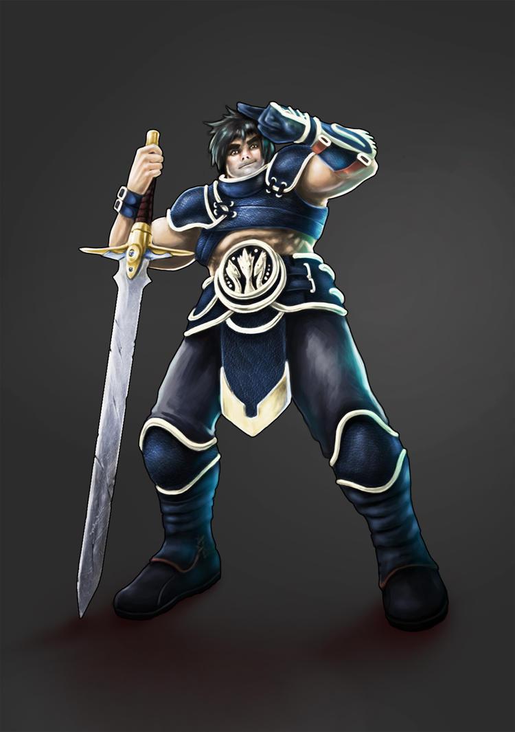 Warrior Silver Yanke by NanadoRJ