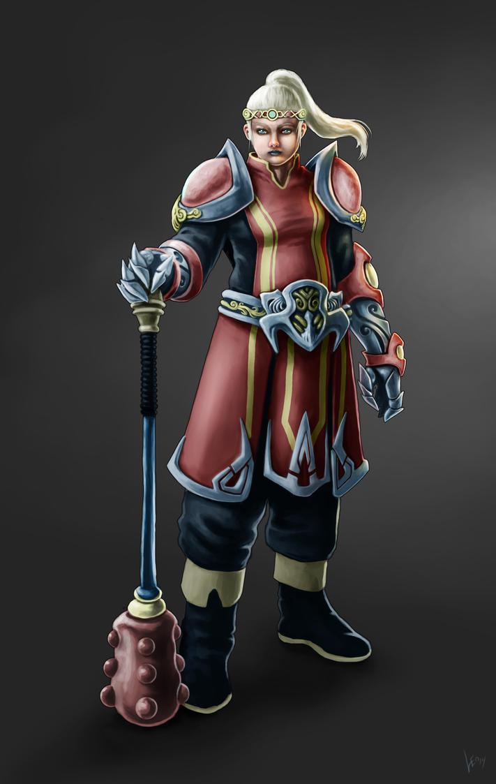 Cleric by NanadoRJ