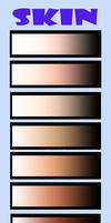 Skin tones realistic