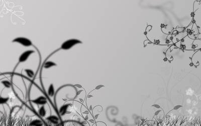 Simplistic Floral by sl33stak