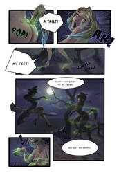 Comic: Coven meeting, page 5 by Rozdziawke