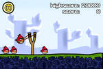Paper Angry Birds 2