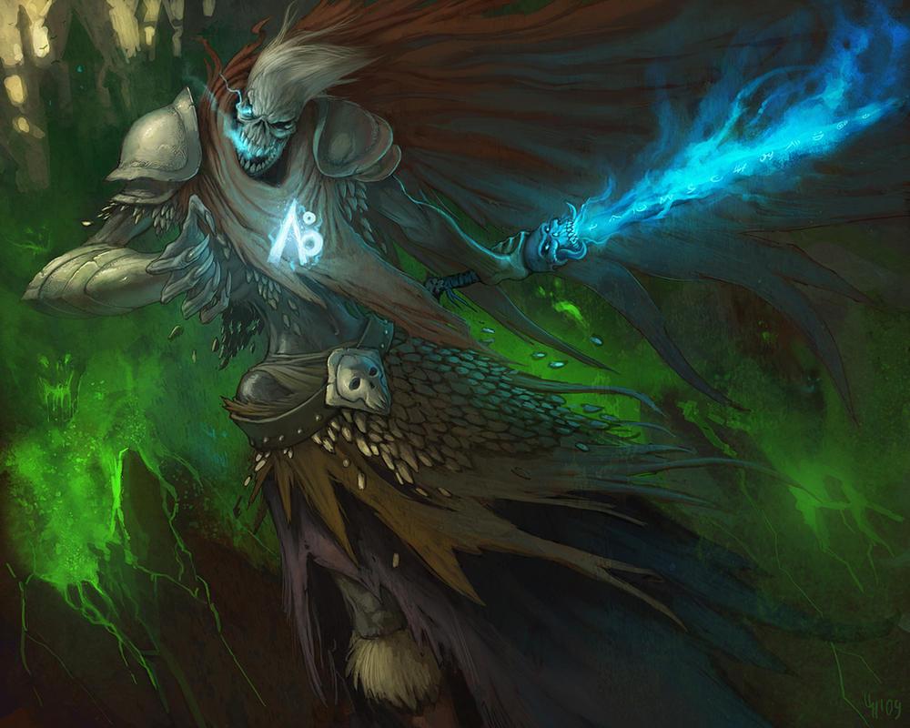 Mists of Ravenloft by mort1eg
