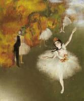 Ballet dancers by okita-cathonbon