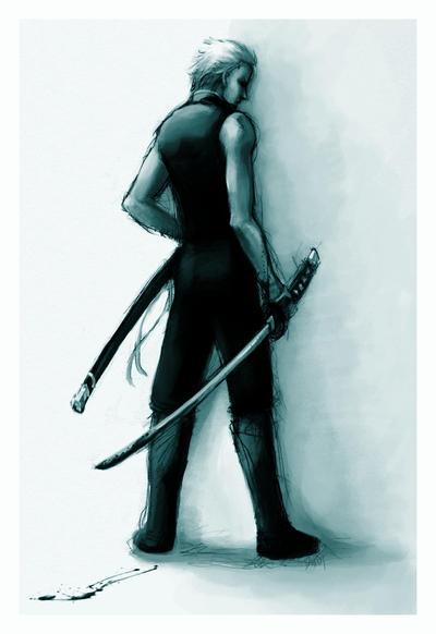 Vergil sketch by Elle-H