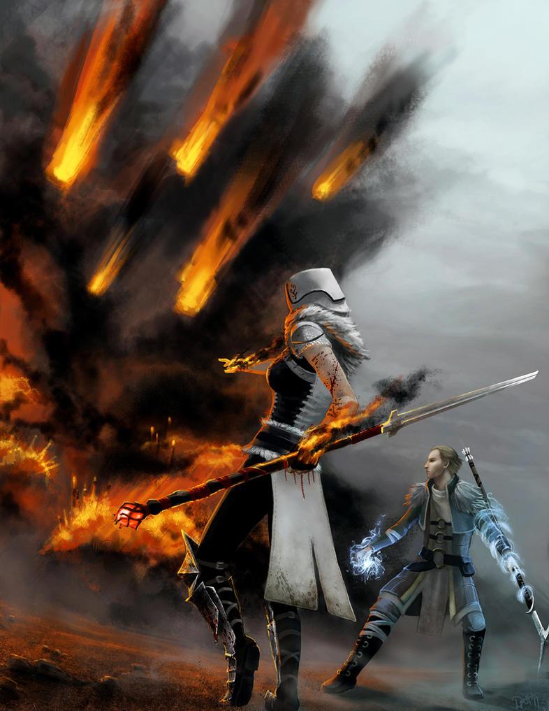 Firestorm by Elle-H