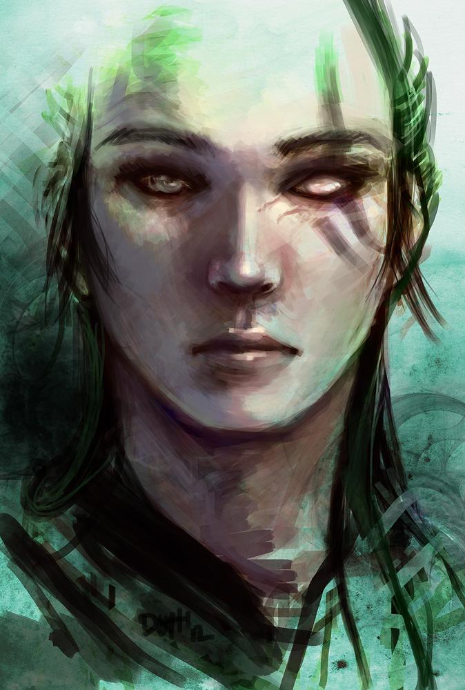 Dragonborn 3 by Elle-H