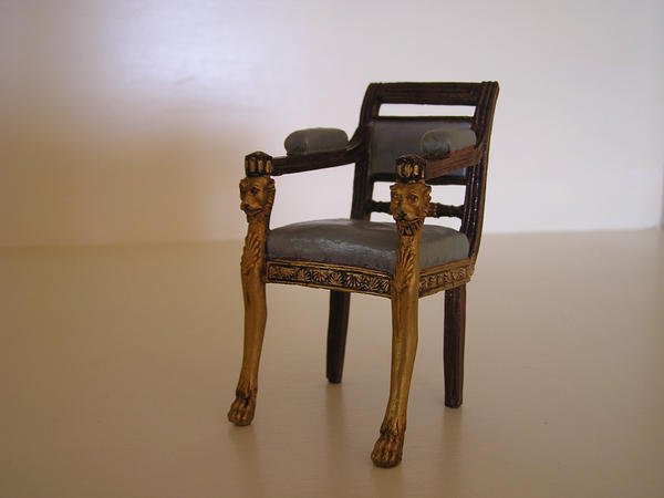 Antique Chair 6 by stock-kitty