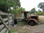Old Rusty Truck 3