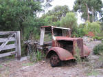Old Rusty Truck 4