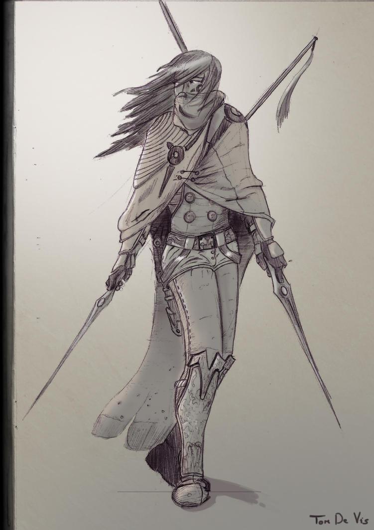 Medieval Assassin by TomDeVis on DeviantArt