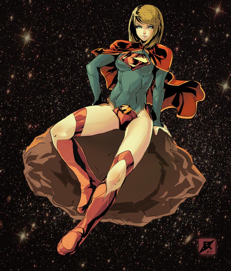 Supergirl New 52 by daremaker