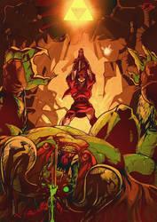 Link's Triumph by daremaker