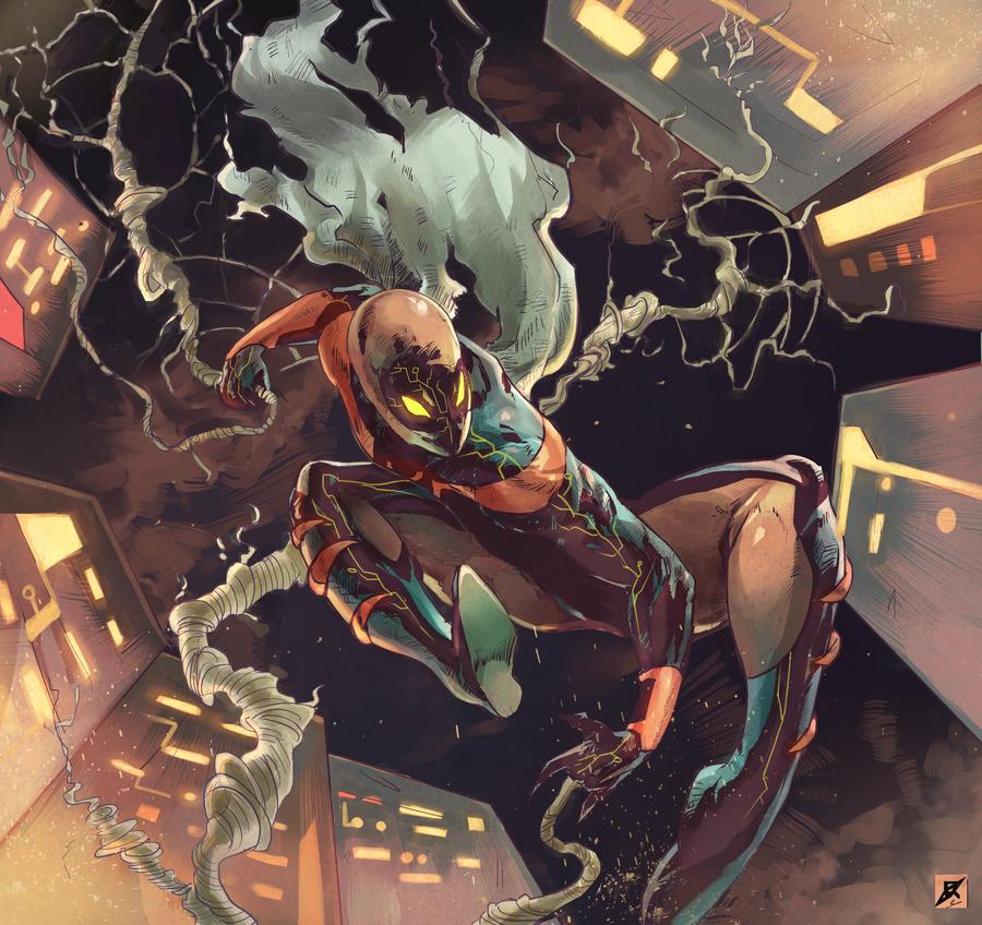 Spiderman Unlimited by daremaker