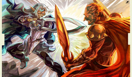 Battle of Hyrule's Giants