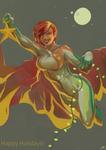 Powergirl Christmas