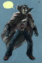 Detective Bat-Man